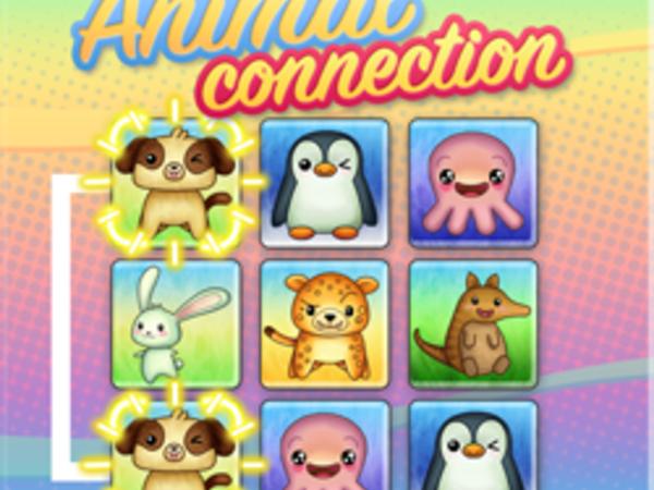 Bild zu Top-Spiel Animal Connection