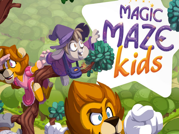 Bild zu Alle Brettspiele-Spiel Magic Maze: Kids