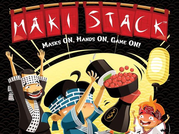 Bild zu Alle Brettspiele-Spiel Maki Stack