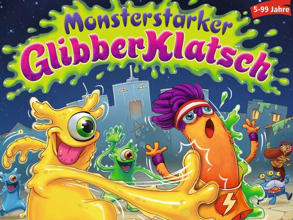 Bild zu Alle Brettspiele-Spiel Monsterstarker GlibberKlatsch