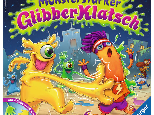 Monsterstarker GlibberKlatsch Bild 1