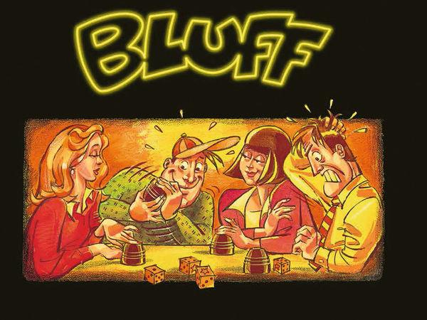 Bild zu Alle Brettspiele-Spiel Bluff: Jubiläumsausgabe