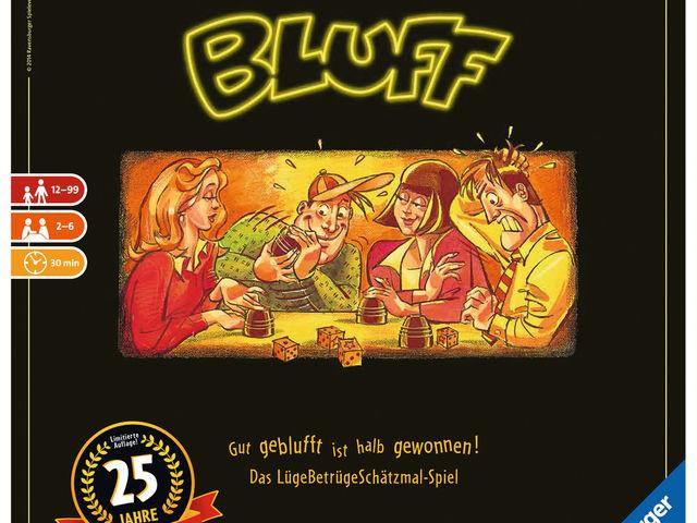Bluff: Jubiläumsausgabe Bild 1