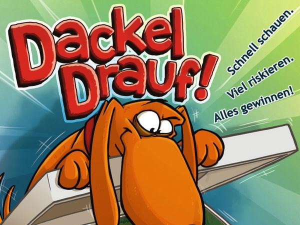Bild zu Alle Brettspiele-Spiel Dackel drauf!