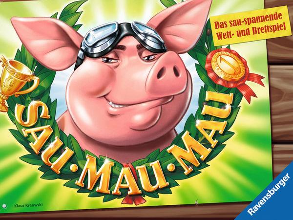 Bild zu Alle Brettspiele-Spiel Sau Mau Mau