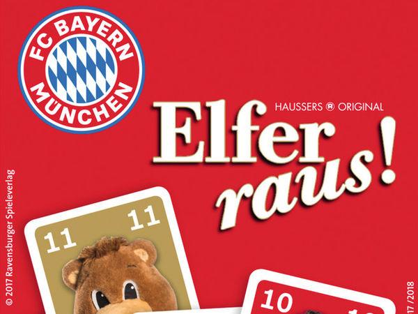 Bild zu Alle Brettspiele-Spiel FC Bayern München: Elfer raus!