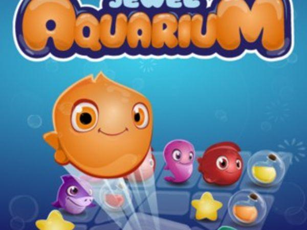 Bild zu Denken-Spiel Jewel Aquarium