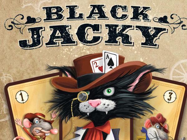 Bild zu Alle Brettspiele-Spiel Black Jacky