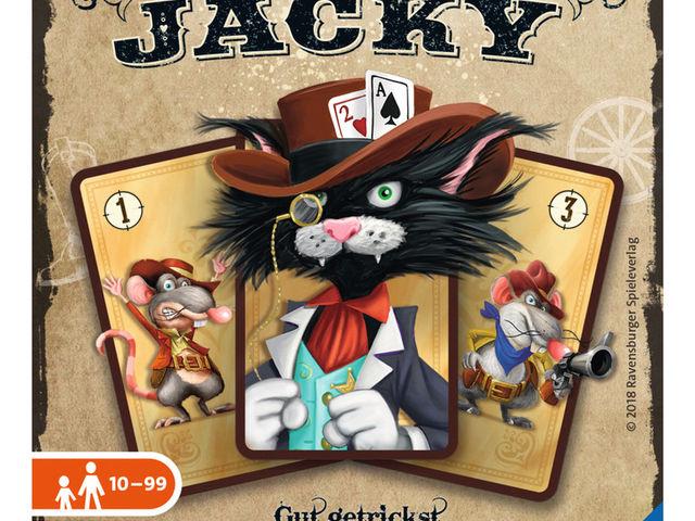 Black Jacky Bild 1