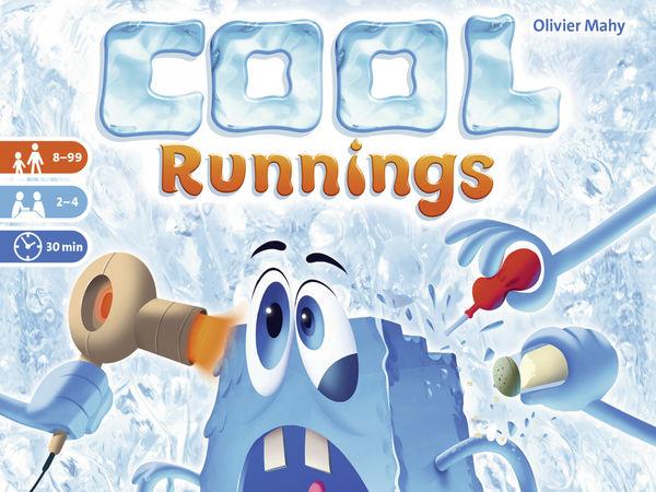 Bild zu Alle Brettspiele-Spiel Cool Runnings