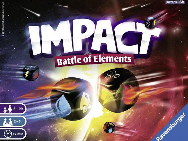 Bild zu Alle Brettspiele-Spiel Impact: Battle of Elements