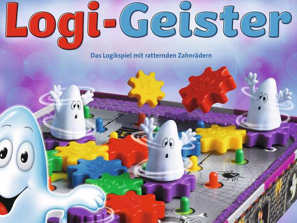 Bild zu Alle Brettspiele-Spiel Logi-Geister