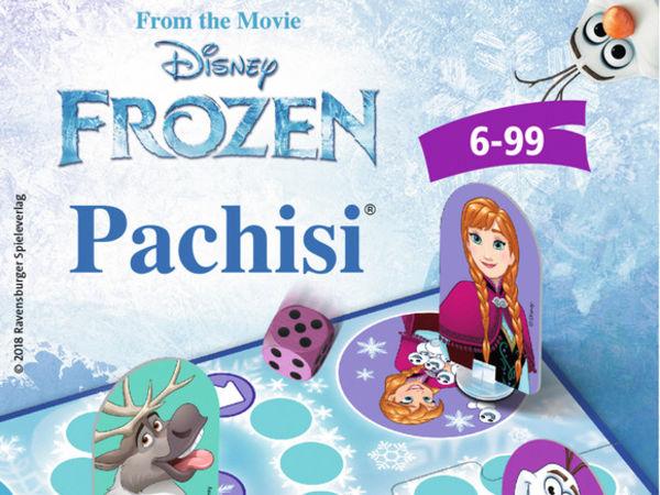 Bild zu Alle Brettspiele-Spiel Disney Frozen Pachisi
