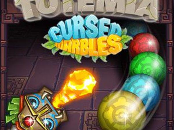 Bild zu Top-Spiel Totemia: Cursed Marbles