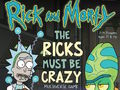 Vorschaubild zu Spiel Rick and Morty: The Ricks Must Be Crazy Multiverse Game