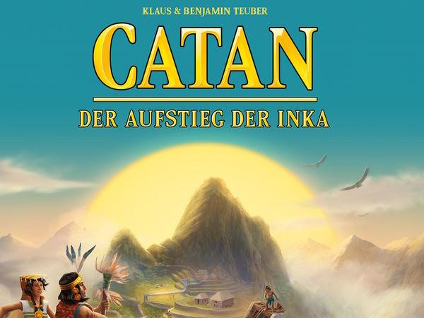 Bild zu Alle Brettspiele-Spiel Catan: Der Aufstieg der Inka