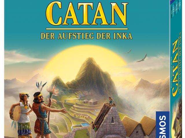 Catan: Der Aufstieg der Inka Bild 1