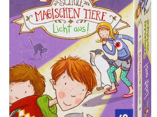 Die Schule der magischen Tiere; Licht aus! Bild 1