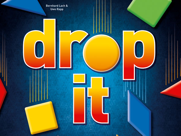 Bild zu Alle Brettspiele-Spiel drop it