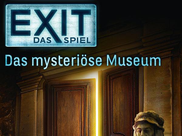 Bild zu Alle Brettspiele-Spiel Exit - Das Spiel: Das mysteriöse Museum