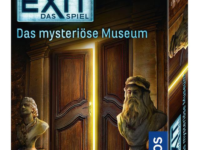 Exit - Das Spiel: Das mysteriöse Museum Bild 1
