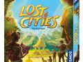 Lost Cities: Das Brettspiel Bild 1