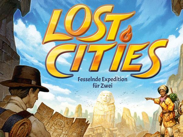 Bild zu Alle Brettspiele-Spiel Lost Cities: Das Duell