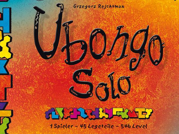 Bild zu Alle Brettspiele-Spiel Ubongo Solo