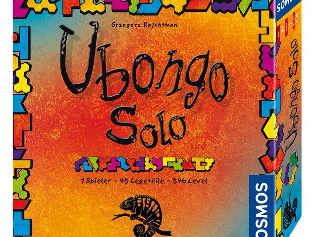 Ubongo Solo Bild 1