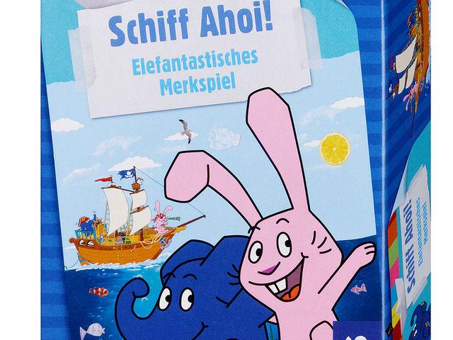 Die Sendung mit dem Elefanten: Schiff Ahoi! Bild 1