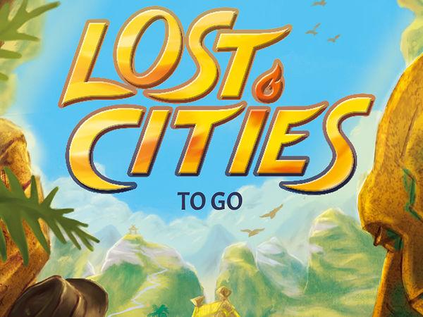 Bild zu Alle Brettspiele-Spiel Lost Cities: To Go