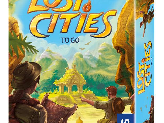 Lost Cities: To Go Bild 1