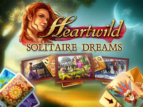 Bild zu Klassiker-Spiel Heartwild Solitaire Dreams