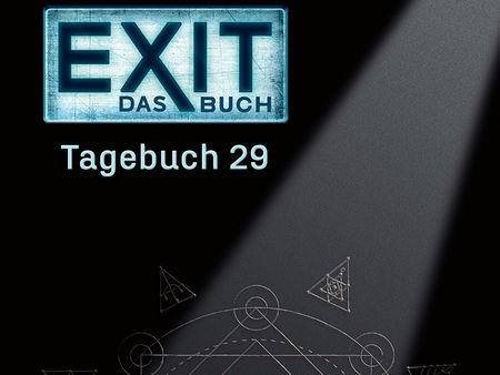 Exit - Das Buch: Tagebuch 29