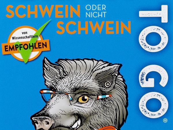 Bild zu Alle Brettspiele-Spiel Brain to go: Schwein oder nicht Schwein