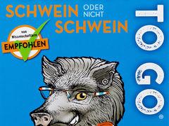 Brain to go: Schwein oder nicht Schwein