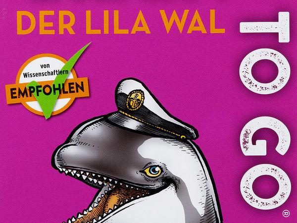 Bild zu Alle Brettspiele-Spiel Brain to go: Der lila Wal