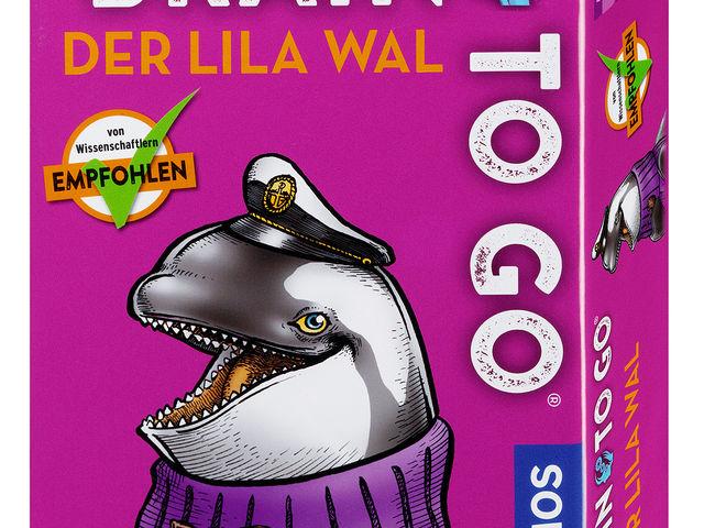 Brain to go: Der lila Wal Bild 1