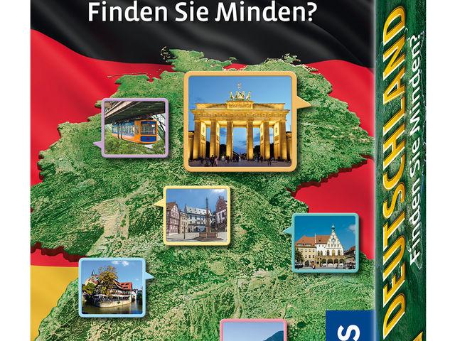 Deutschland - Finden Sie Minden? Mitbringspiel Bild 1