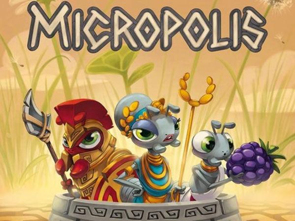 Bild zu Alle Brettspiele-Spiel Micropolis