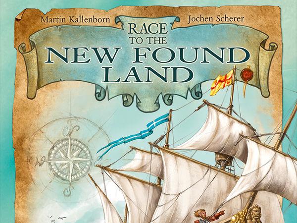 Bild zu Alle Brettspiele-Spiel Race to the New Found Land