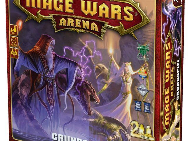 Mage Wars Arena Bild 1