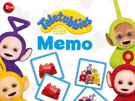 Teletubbies Memo