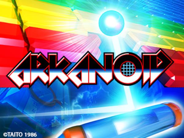 Bild zu Klassiker-Spiel Arkanoid