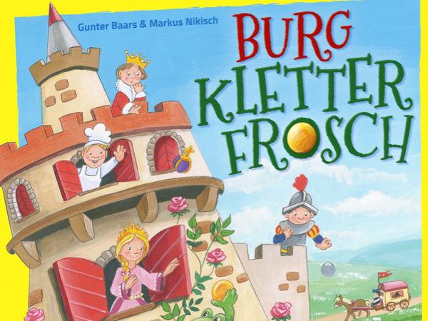 Bild zu Alle Brettspiele-Spiel Burg Kletterfrosch