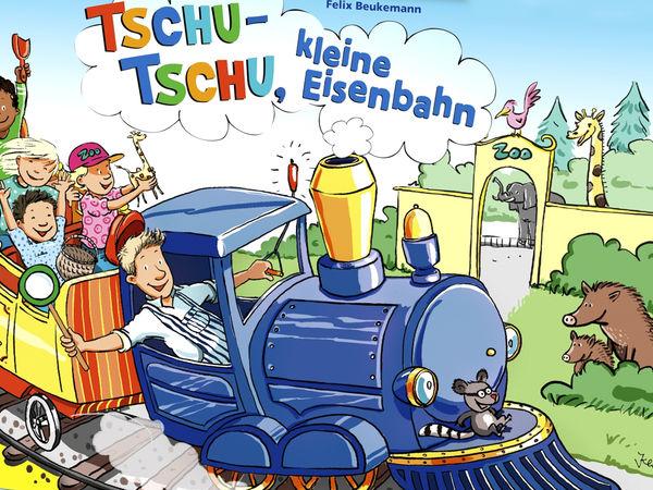 Bild zu Alle Brettspiele-Spiel Tschu-tschu, kleine Eisenbahn