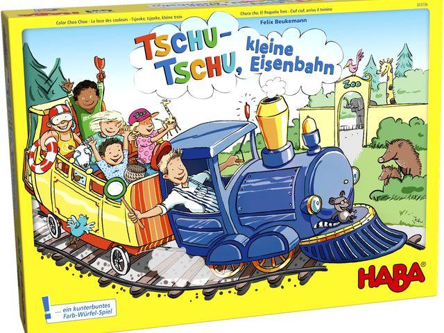 Tschu-tschu, kleine Eisenbahn Bild 1
