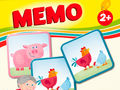 Vorschaubild zu Spiel Memo Bauernhof