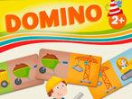 Vorschaubild zu Spiel Domino Baustelle