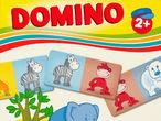 Vorschaubild zu Spiel Domino Zootiere